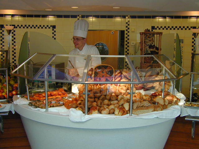 Passenger Cruise Reviews Cruise Ship Pictures Of Food