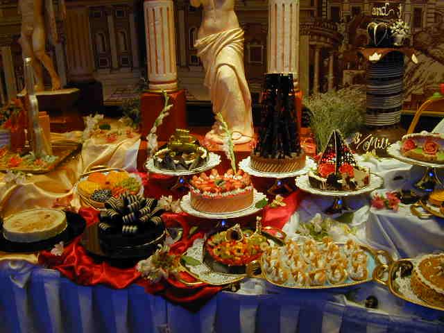 Carnival Cruise Indian Food Vista